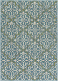Artistic Weavers Myrtle Rio Turquoise/Ivory Area Rug main image