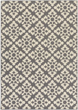 Artistic Weavers Myrtle Nice Gray/Ivory Area Rug main image