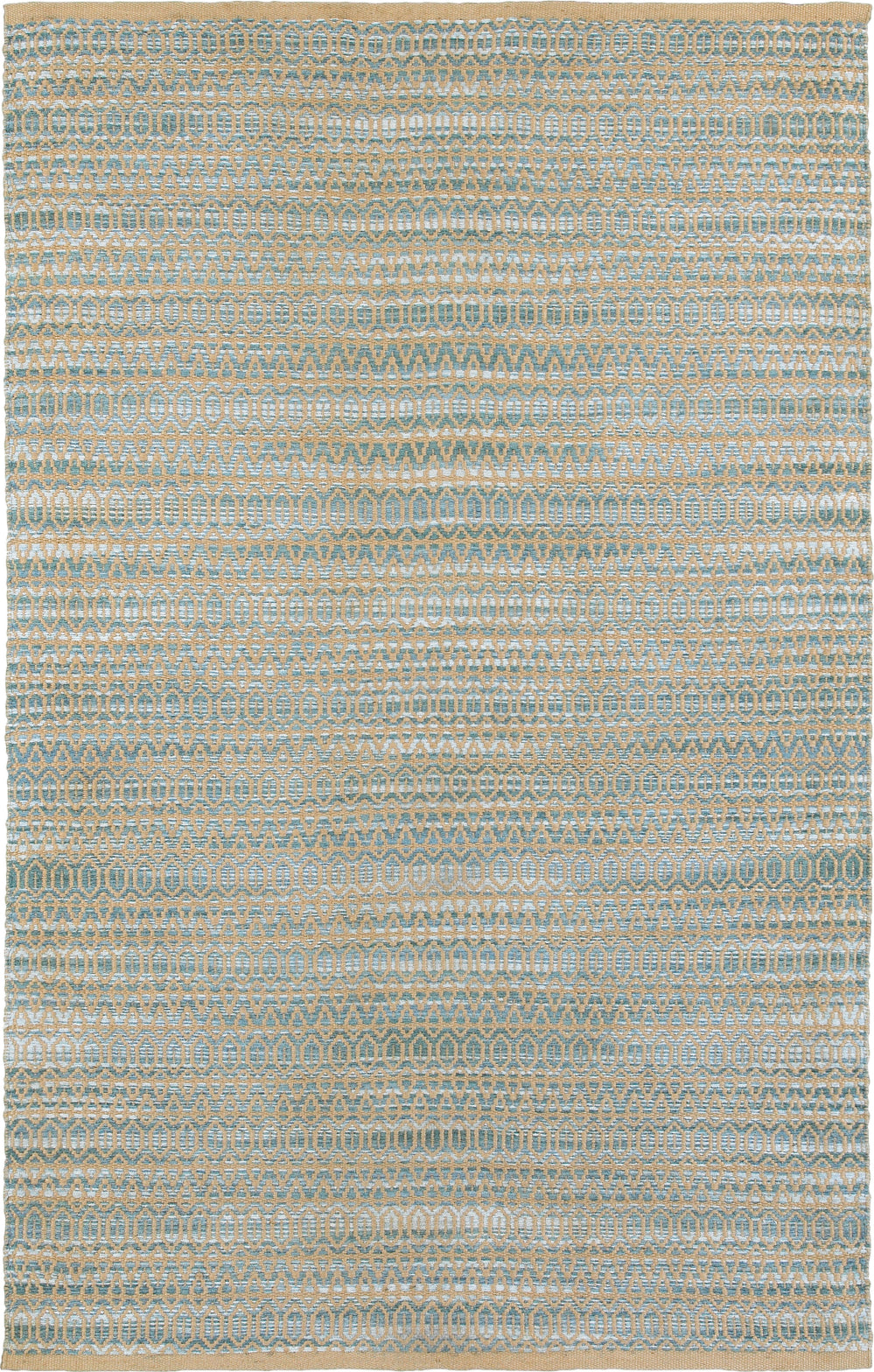 LR Resources Natural Fiber 3309 Moonstone Area Rug main image