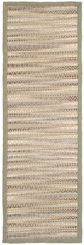 LR Resources Natural Fiber 3333 Gray Area Rug main image