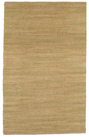 LR Resources Natural Fiber 03343 Lt Green Area Rug