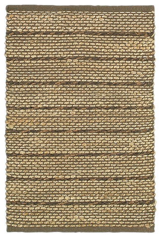 LR Resources Natural Fiber 03346 Brown Area Rug