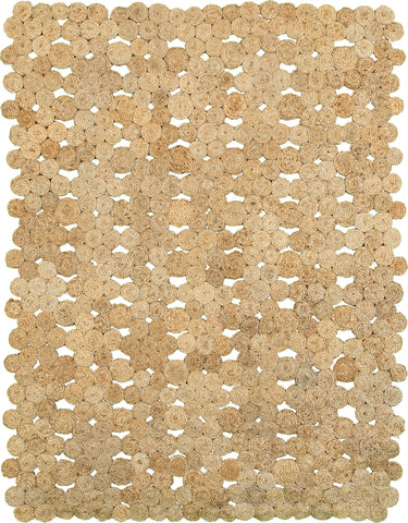 LR Resources Natural Jute 12026 Area Rug main image