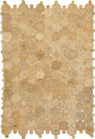 LR Resources Natural Jute 32011 Area Rug main image