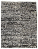MAT Feel Nature White Black Area Rug main image