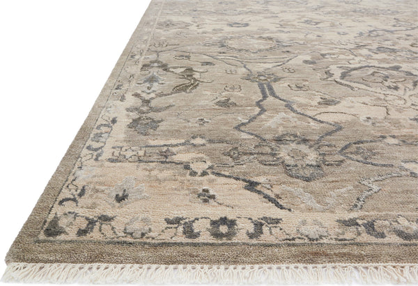 Loloi New Artifact Na 02 Sand Silver Area Rug Incredible Rugs And Decor