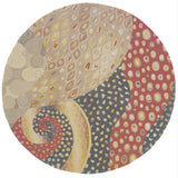 Momeni New Wave NW-71 Multi Area Rug Close up
