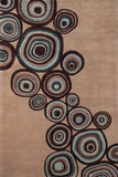 Momeni New Wave NW120 Mushroom Area Rug main image