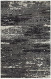 LR Resources Nisha 04404 Gray Multi Hand Knotted Area Rug 7'9'' X 9'9''
