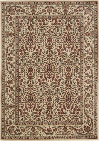 Nourison Persian Arts BD08 Ivory Area Rug main image