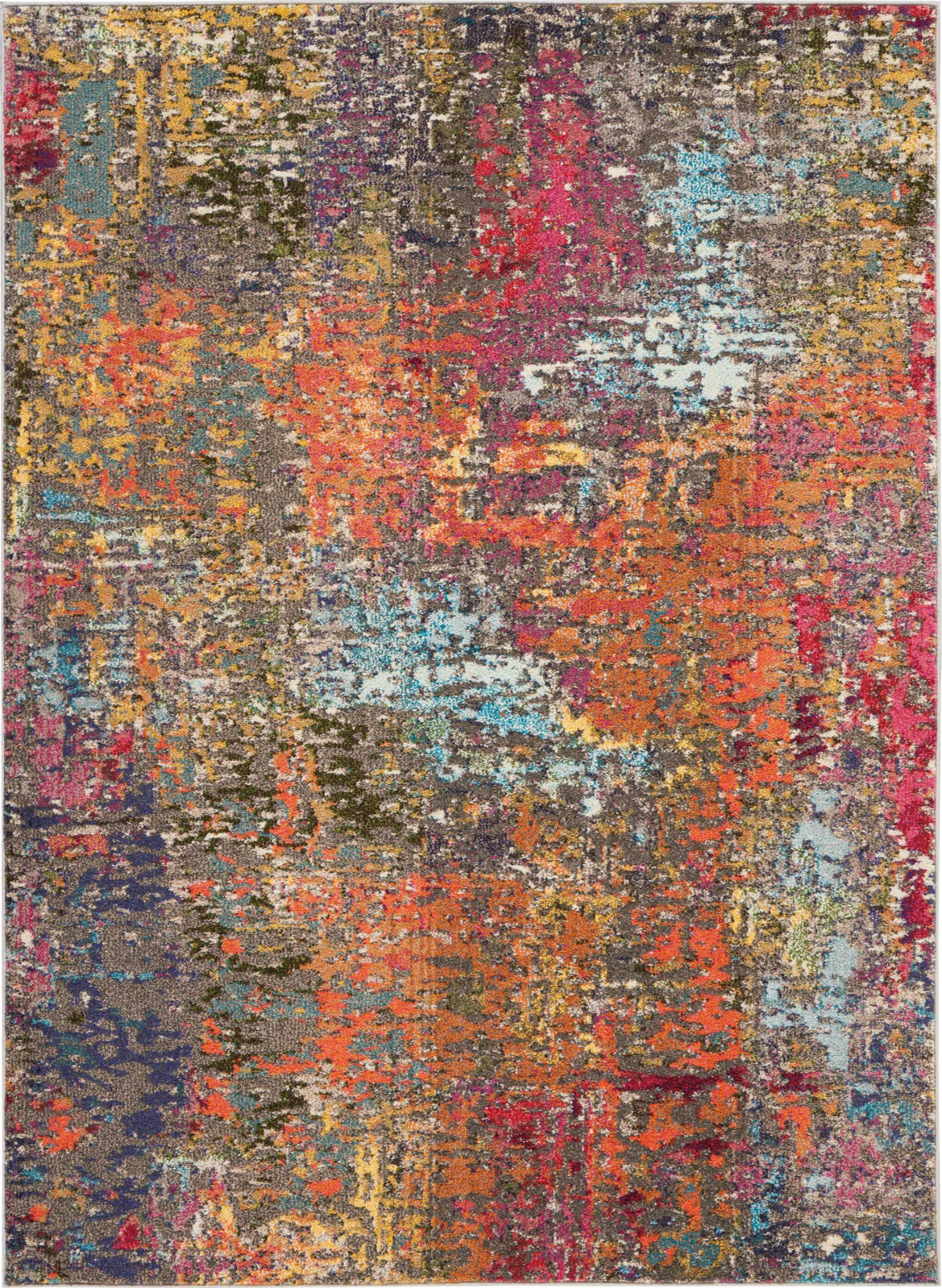 Celestial CES14 Sunset Area Rug by Nourison main image