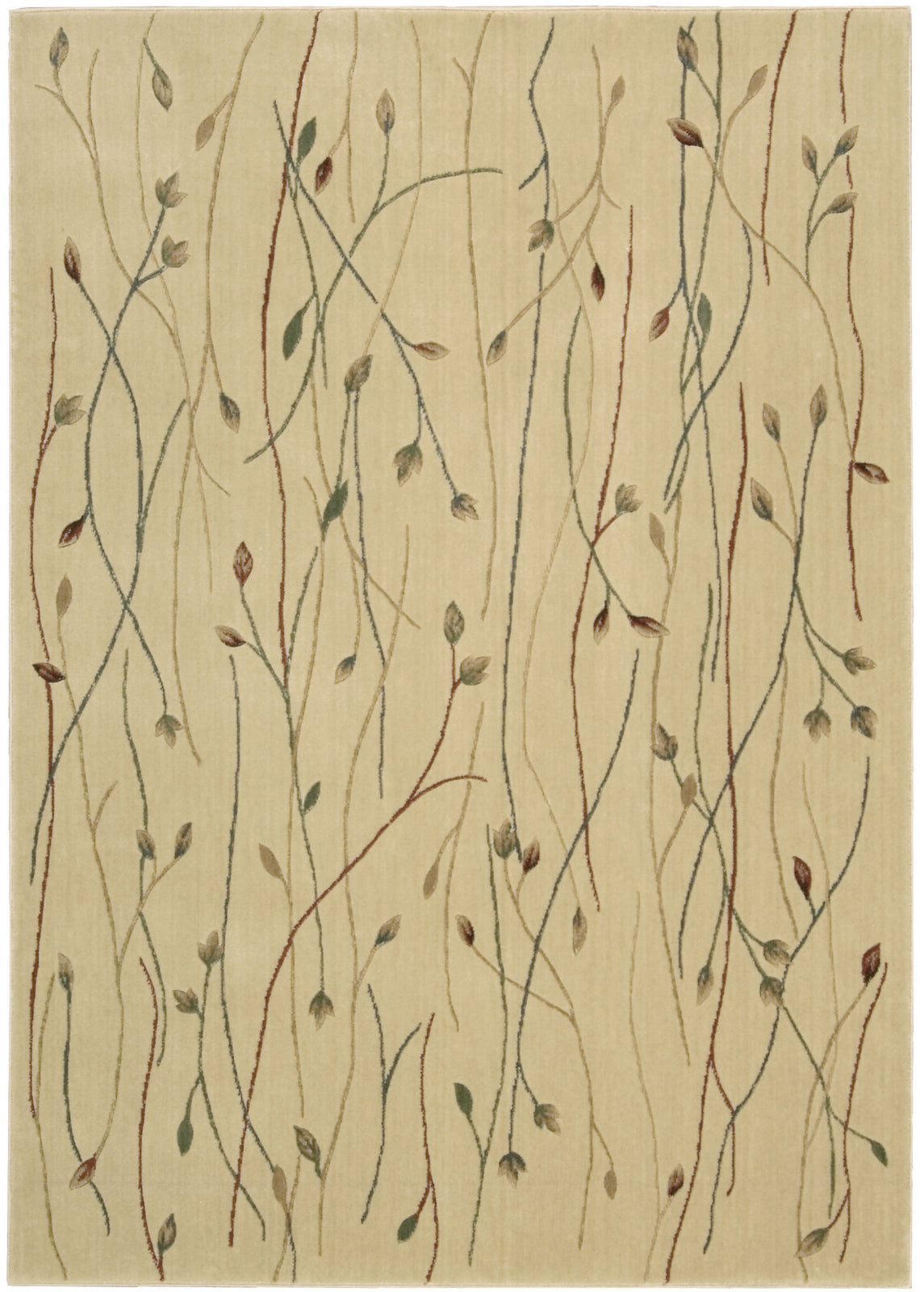 Nourison Cambridge CG04 Ivory Area Rug main image