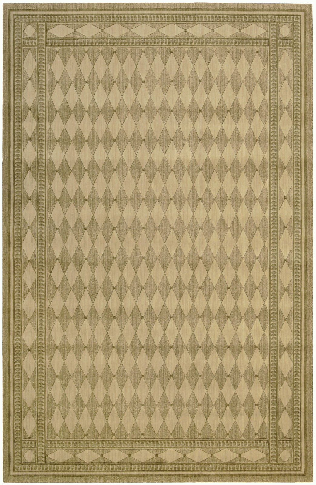 Nourison Cosmopolitan CS94 Honey Area Rug main image