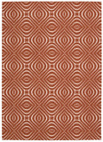 Nourison Enhance EN004 Paprika Area Rug
