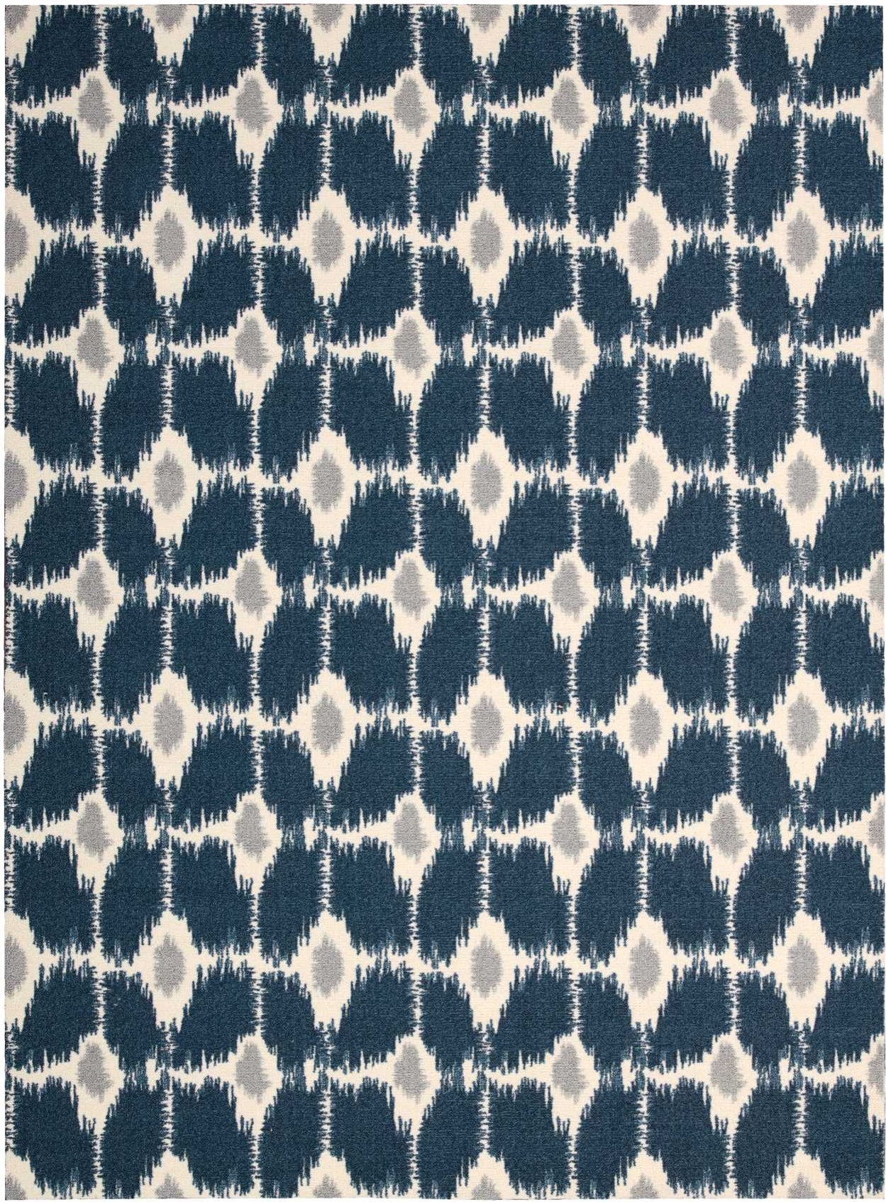 Nourison Enhance EN199 Navy Area Rug main image