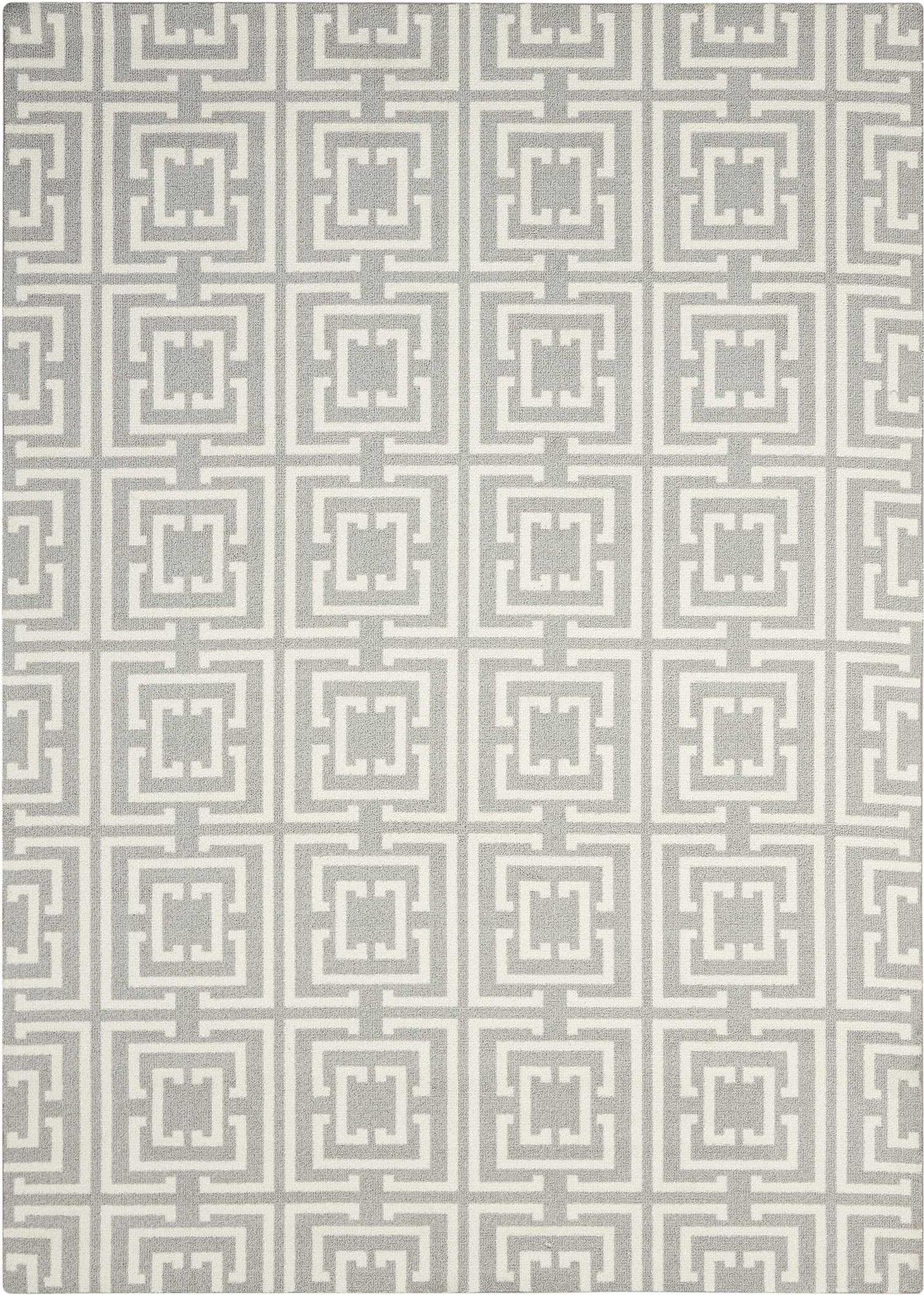 Nourison Enhance EN202 Grey/Beige Area Rug main image