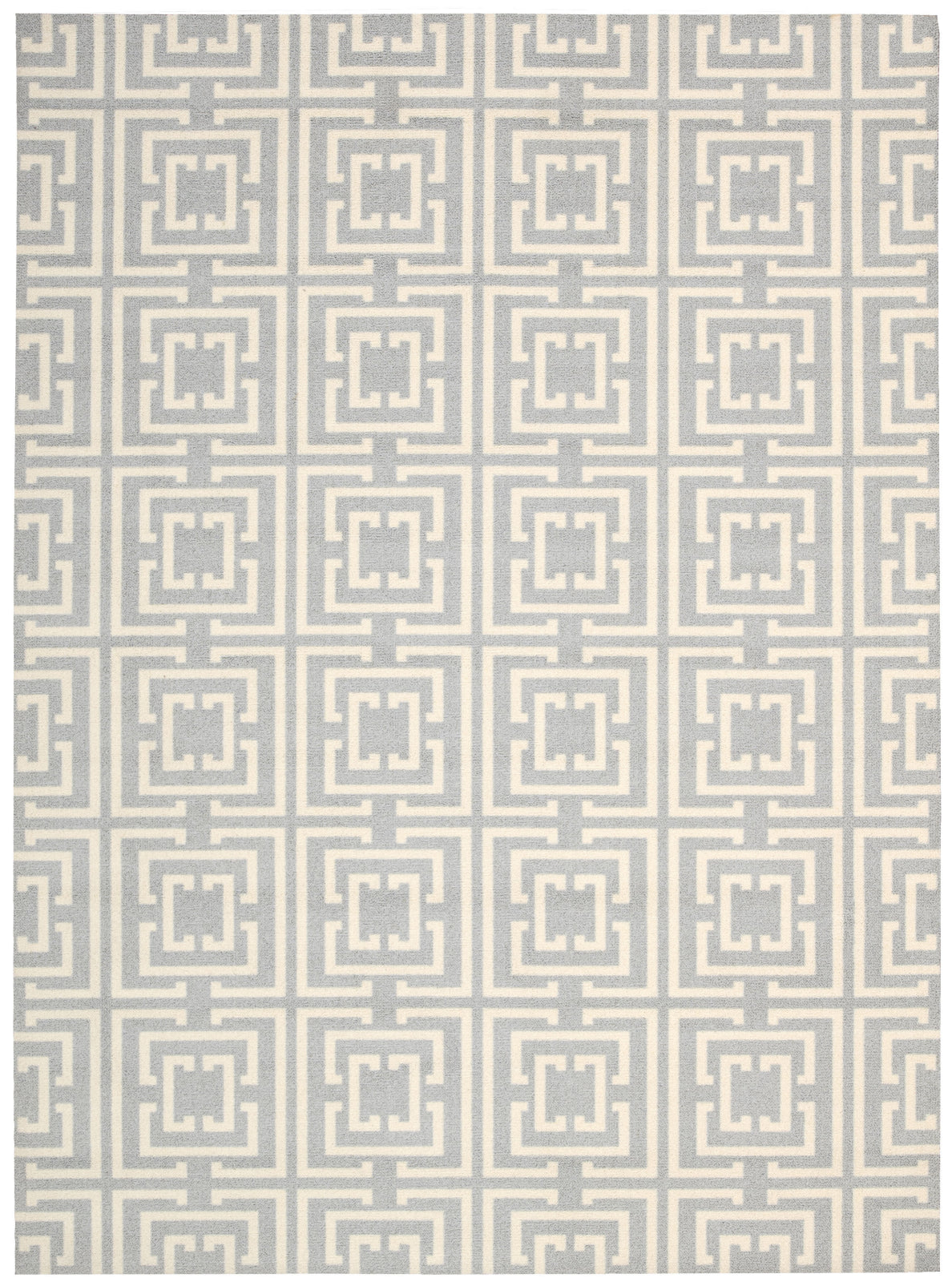 Nourison Enhance EN202 Light Blue Area Rug main image