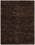 Nourison Fantasia FAN1 Brown Hand Woven Area Rug