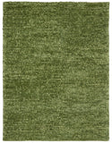 Nourison Fantasia FAN1 Green Hand Woven Area Rug