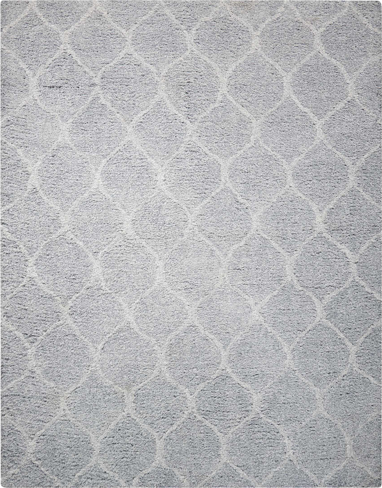Nourison Galway GLW08 Light Grey Area Rug main image