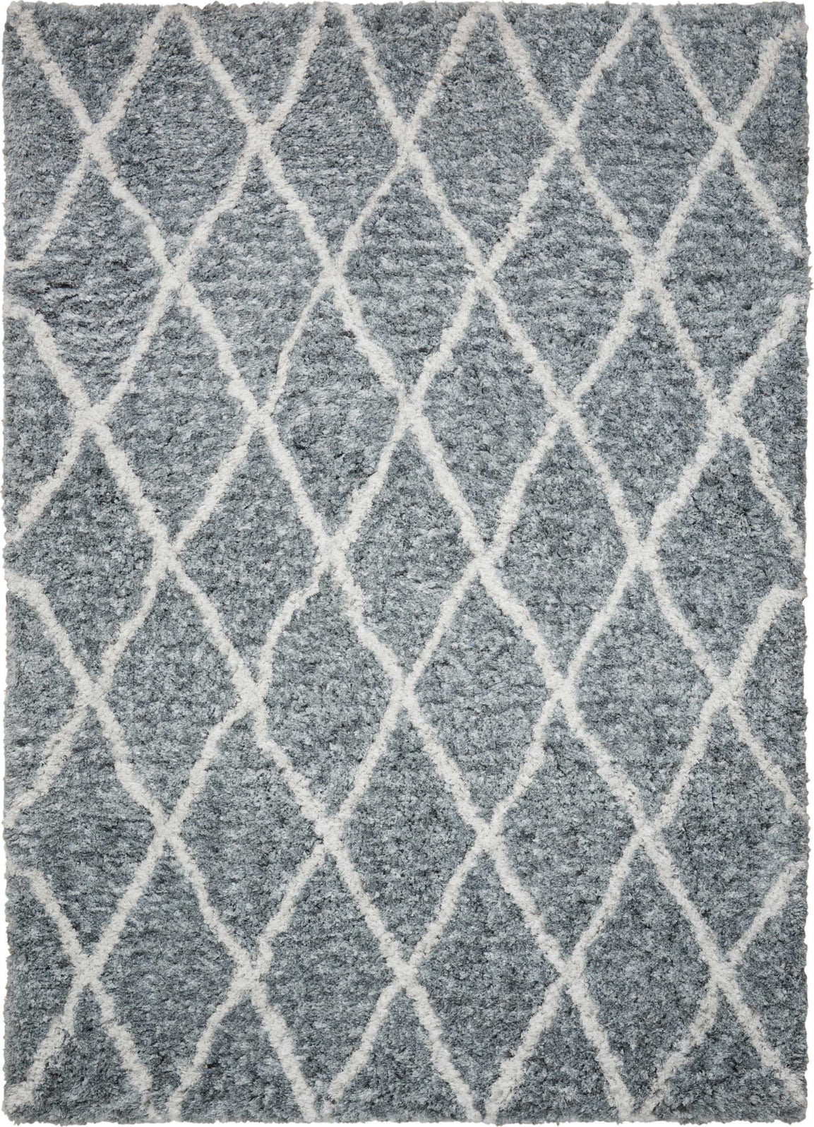Nourison Galway GLW11 Grey/Ivory Area Rug main image