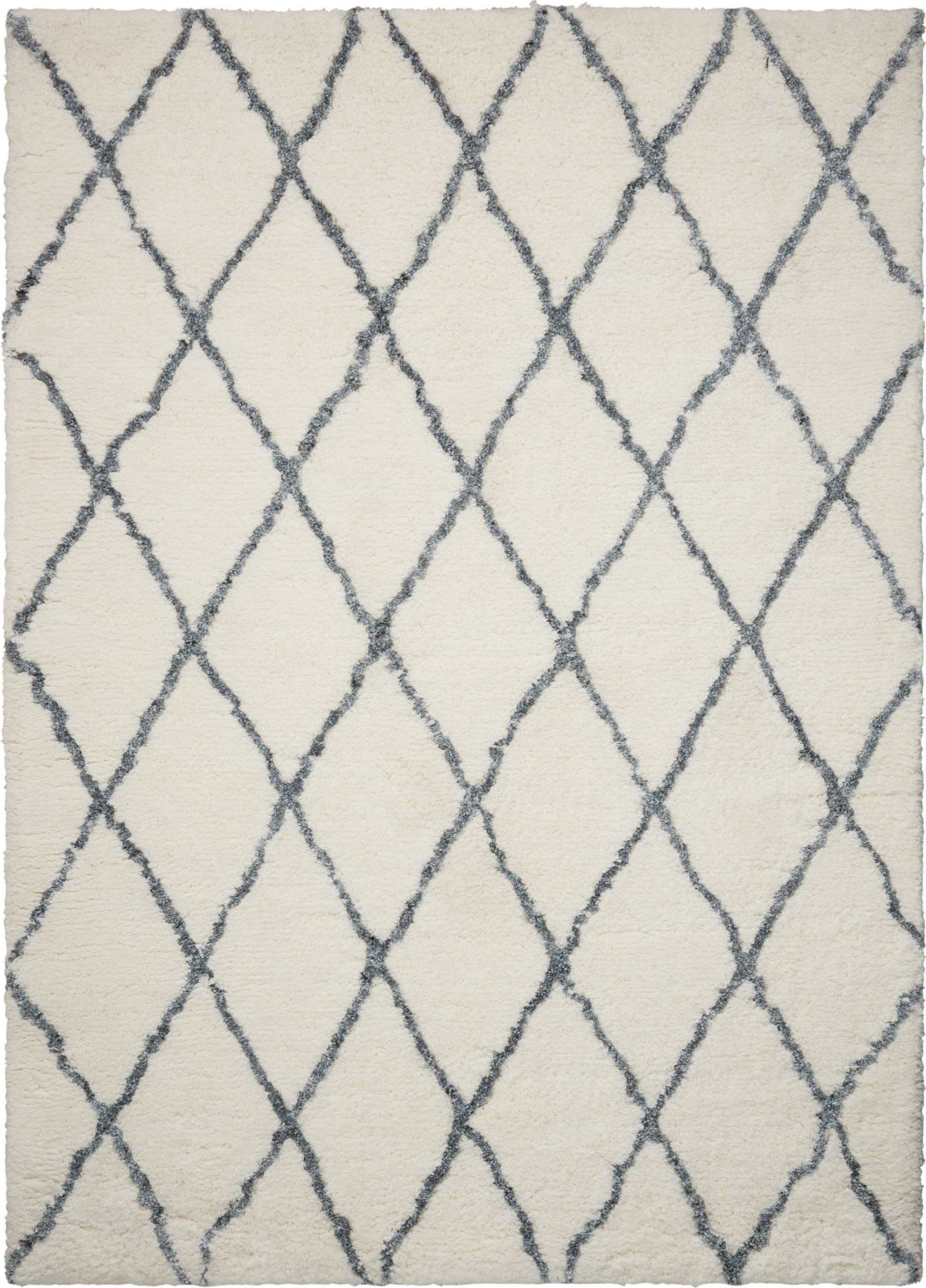 Nourison Galway GLW11 Ivory/Grey Area Rug main image
