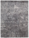 Nourison Gemstone GEM03 Hematite Hand Tufted Area Rug