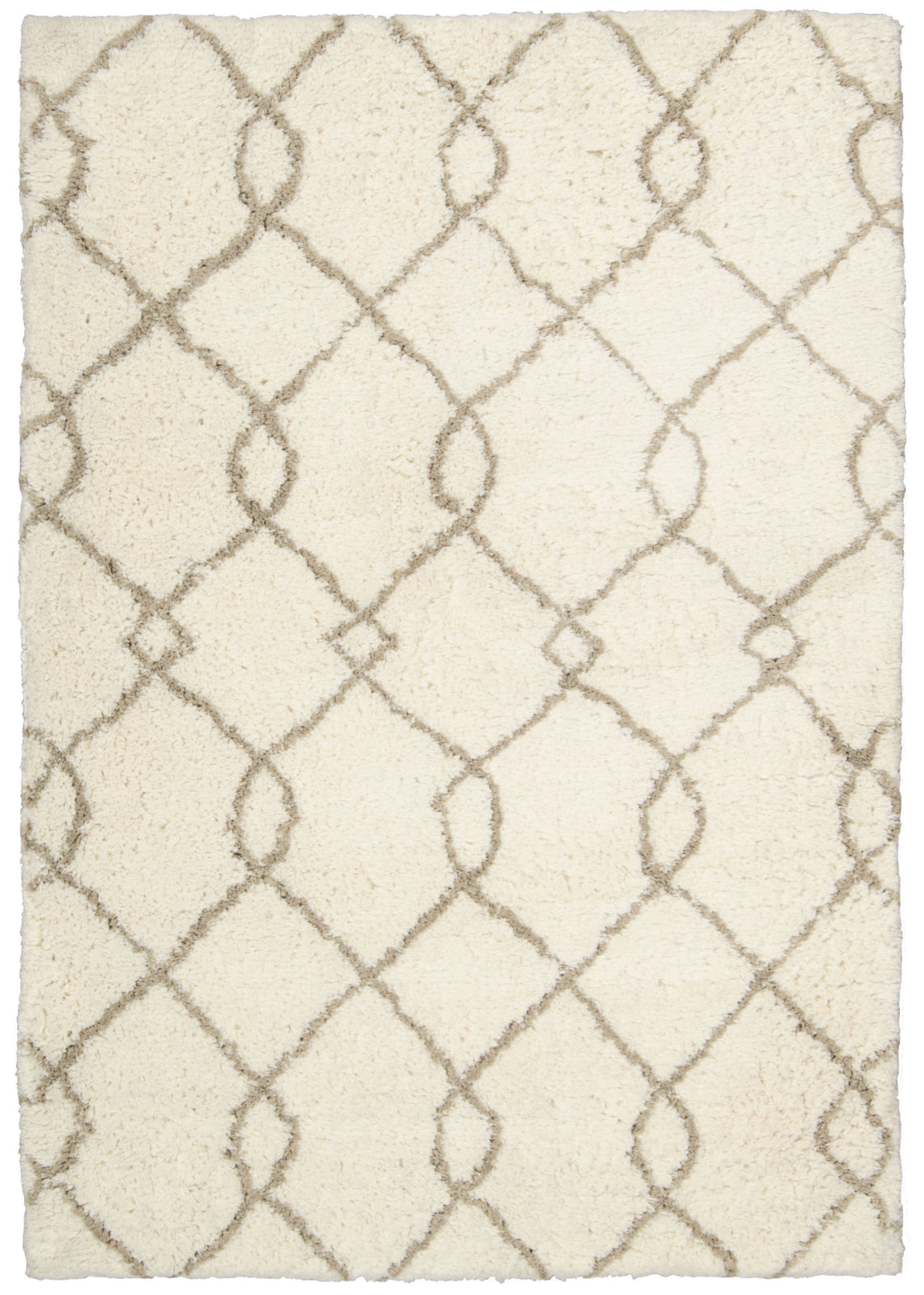 Nourison Galway GLW02 Ivory Tan Area Rug main image