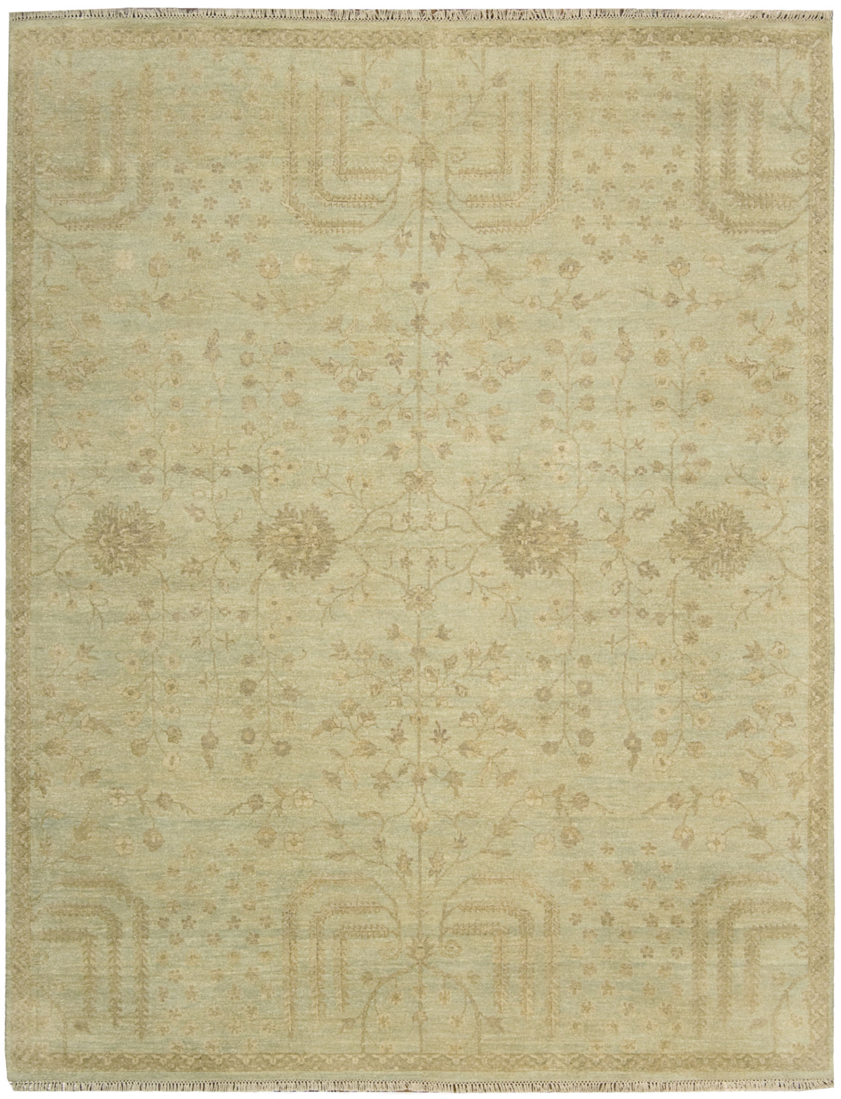 Nourison Grand Estate GRA02 Sky Area Rug main image