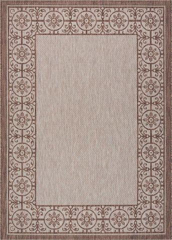 Nourison Garden Party GRD03 Natural Area Rug main image