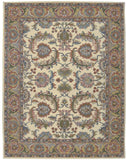Nourison India House IH05 Ivory Gold Hand Tufted Area Rug