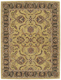 Nourison India House IH17 Gold Hand Tufted Area Rug