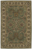 Nourison India House IH18 Green Hand Tufted Area Rug