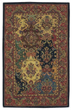 Nourison India House IH23 Multicolor Hand Tufted Area Rug