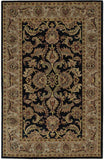 Nourison India House IH48 Black Hand Tufted Area Rug