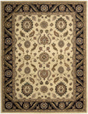 Nourison India House IH60 Beige Hand Tufted Area Rug