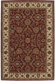 Nourison India House IH61 Brick Hand Tufted Area Rug