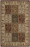 Nourison India House IH70 Multicolor Hand Tufted Area Rug