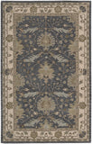 Nourison India House IH75 Blue Hand Tufted Area Rug