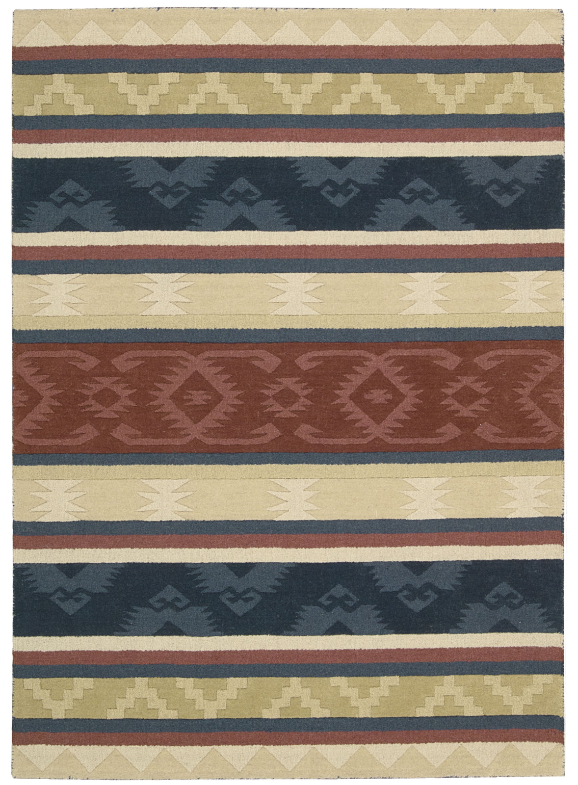 Nourison India House IH84 Multicolor Area Rug main image