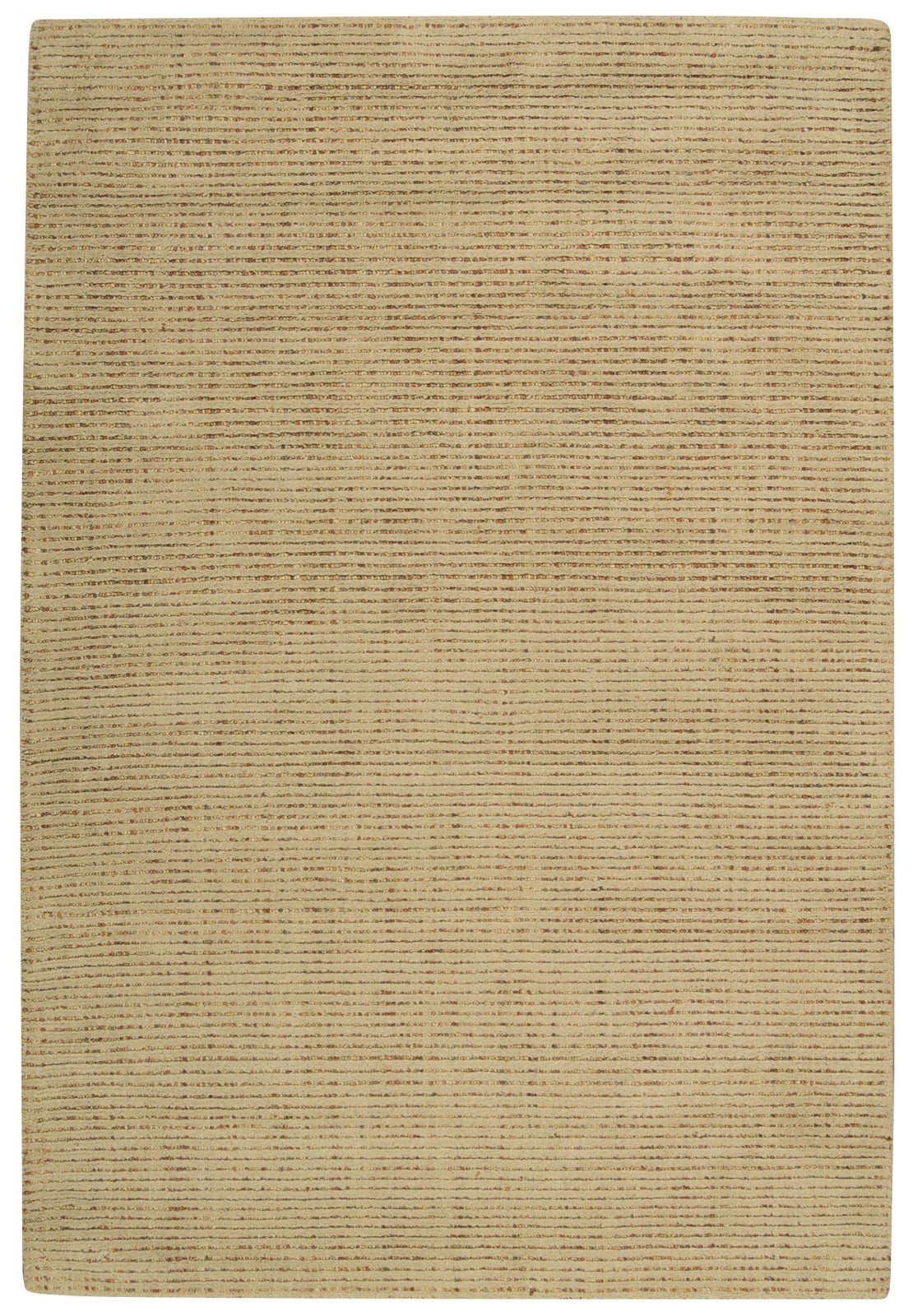 Nourison Intermix INT03 Wheat Area Rug by Barclay Butera main image