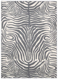 Nourison Madagascar MDG01 Graphite Machine Woven Area Rug by Barclay Butera