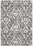 Nourison Nepal NEP07 Graphite Machine Woven Area Rug