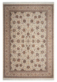 Nourison Persian Palace PPL03 Cream Machine Woven Area Rug