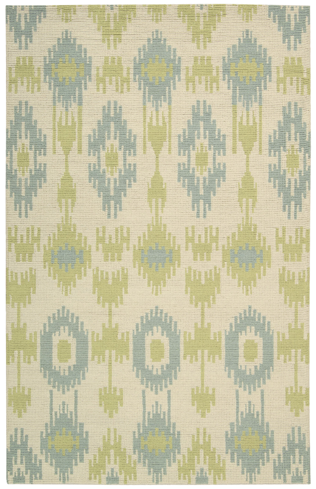 Nourison Prism PRI33 Honeydew Area Rug by Barclay Butera main image