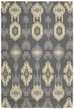 Nourison Prism PRI33 Pebble Hand Woven Area Rug by Barclay Butera
