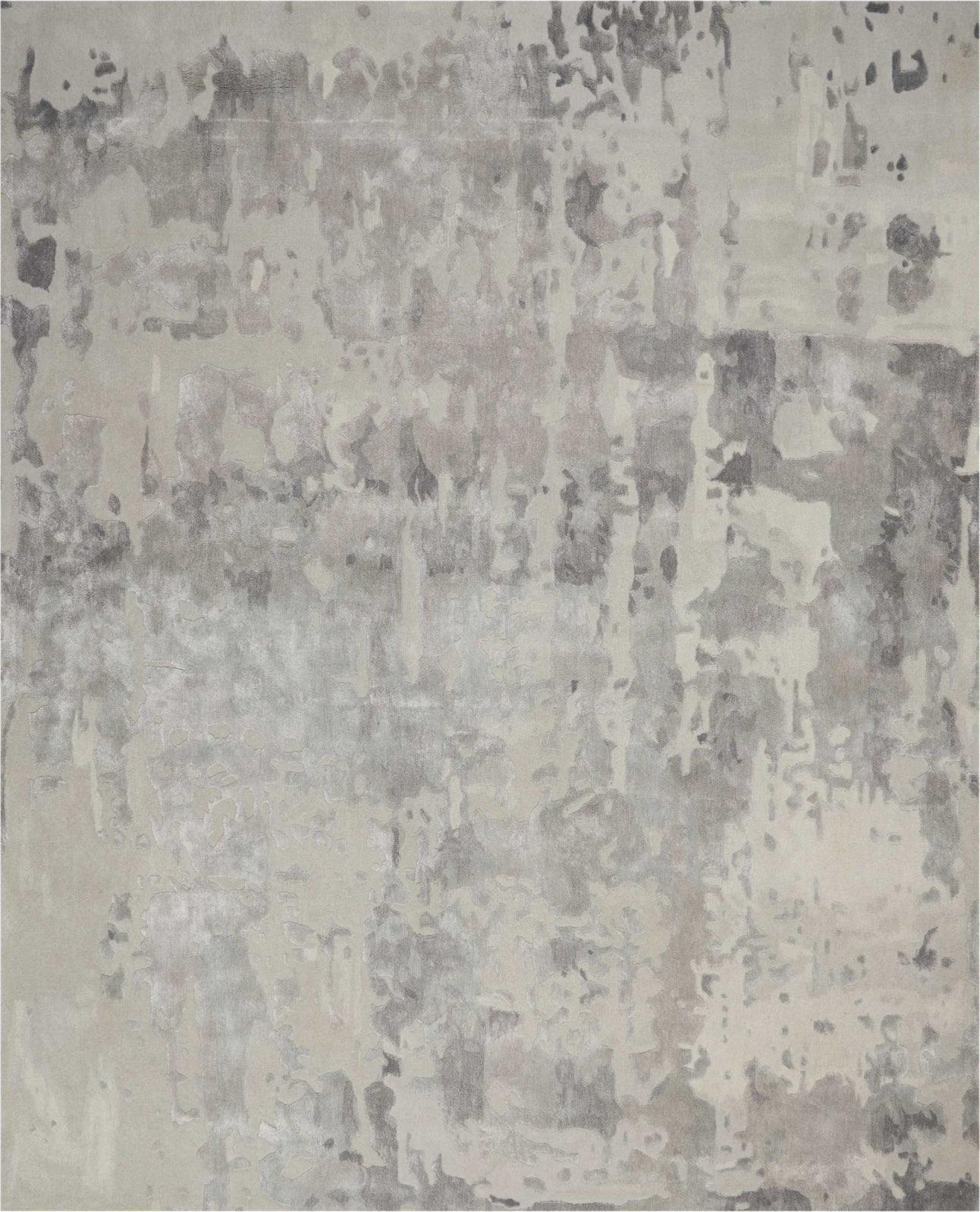 Prismatic PRS12 Silver Grey Area Rug by Nourison main image