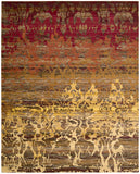 Nourison Rhapsody RH001 Sunrise Machine Woven Area Rug