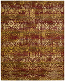 Nourison Rhapsody RH011 Multicolor Machine Woven Area Rug