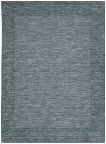 Nourison Ripple RIP01 Spa Hand Woven Area Rug by Barclay Butera